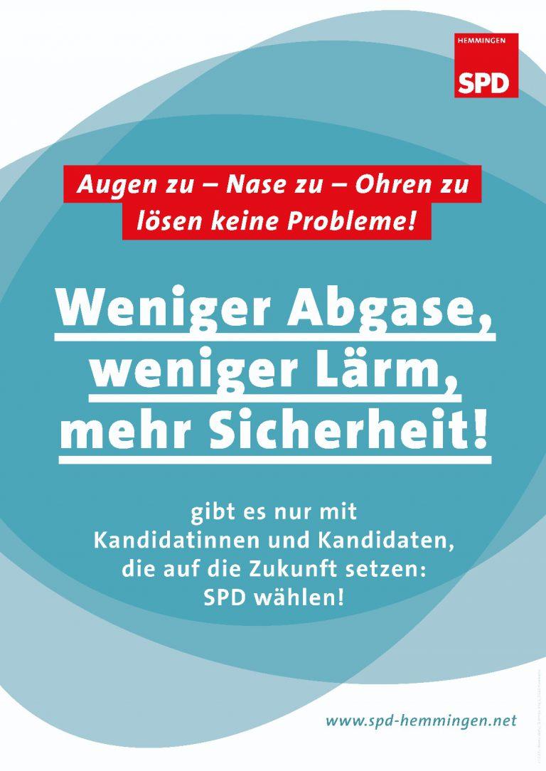 SPD-Forderung zur Kommunalwahl